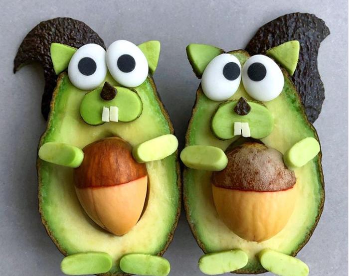 1001 tips 'biến hóa' món ăn thành hình thú cưng, đồ vật dễ thương khiến ai nấy đều phải xuýt xoa ngưỡng mộ