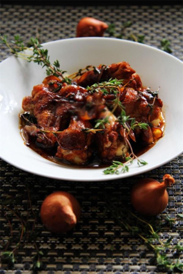 2 món thịt gà ngon đổi món cho bữa tối