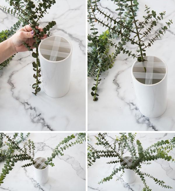 3 cách cắm hoa trang trí nhà đẹp từ những vật dụng thường ngày