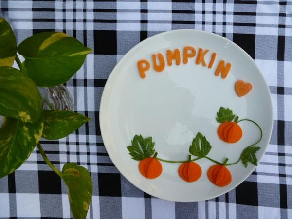 3 kiểu trang trí đĩa ăn ấn tượng dịp lễ Halloween