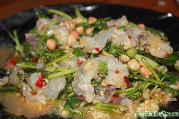 3 món hải sản sống, ăn không sợ mà lại ngon và bổ