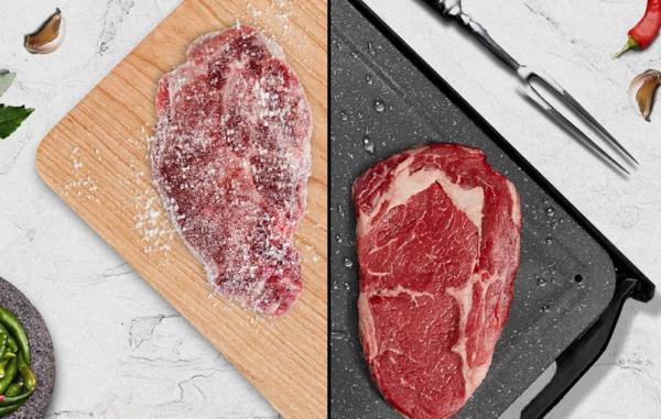 5 cách rã đông thịt siêu nhanh mà hiệu quả, bất ngờ nhất là cách thứ 5