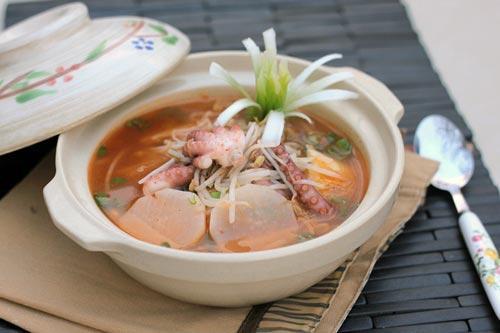5 món bạch tuộc giòn sật nhâm nhi cuối tuần