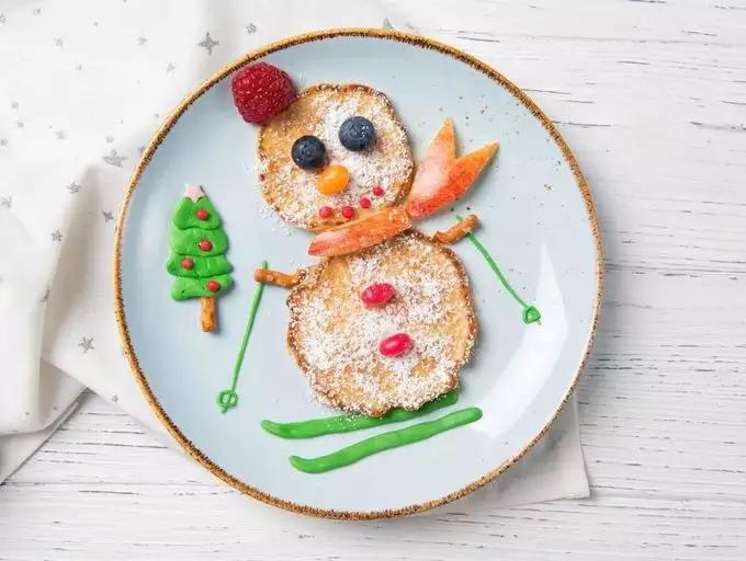 5 món ngon cực 'cute' lại dễ làm để mẹ đảm dành tặng bé yêu nhân dịp Giáng sinh