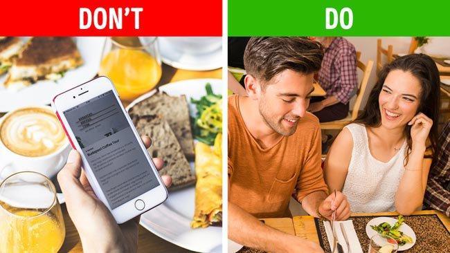 9 quy tắc cơ bản người lịch sự luôn làm khi ngồi vào bàn ăn
