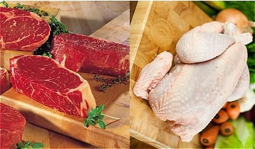 Ăn thịt trắng hay thịt đỏ tốt hơn?