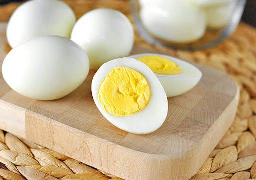 Ăn trứng luộc bạn nhất định phải biết điều này