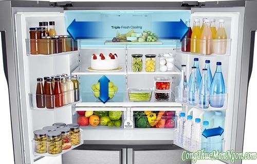Bảo quản thực phẩm đúng cách để không bị mất dinh dưỡng