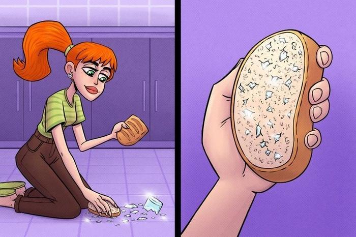 Bất ngờ trước những công dụng siêu 'đỉnh' của bánh mì, không phải ai cũng biết