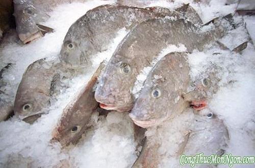 Bí kíp cho các món cá tươi ngon