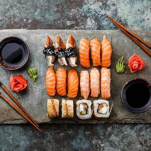 Bí quyết ăn uống khỏe mạnh của người Nhật
