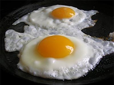 Bí quyết chế biến các món trứng