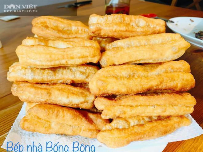 Bí quyết làm món bánh quẩy giòn ngon cho bữa sáng mùa đông