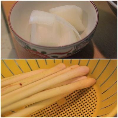 Bò nướng củ hành thơm lừng góc bếp