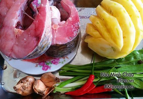 Cá kho dứa đậm đà trôi cơm