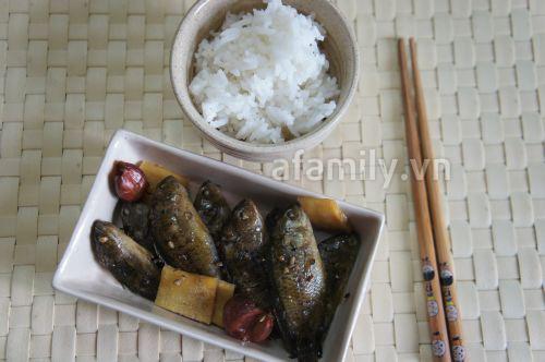 Cá rô kho mía lạ miệng ngon cơm