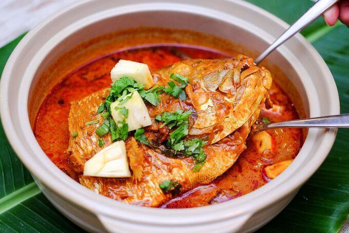 Các món ăn tạo sự nổi tiếng cho ẩm thực Singapore