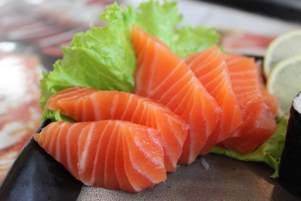Cách làm cá hồi sốt Hoisin thơm ngon