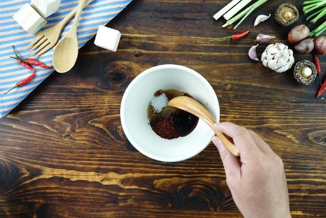 Cách làm đậu hũ Tứ Xuyên