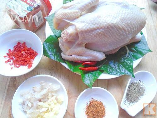 Cách làm gà nướng muối ớt thơm lừng ngày cuối tuần