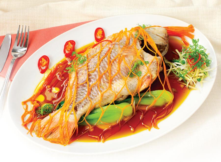 Cách làm món cá diêu hồng chưng tương cho bữa cơm chiều