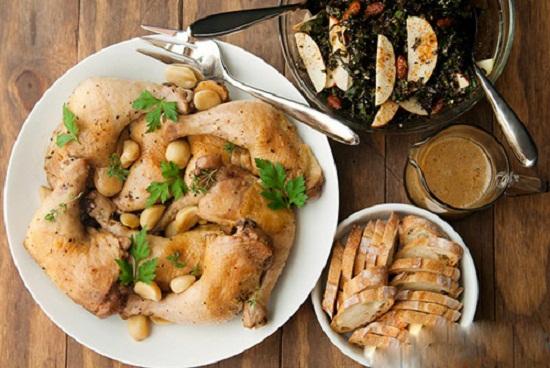 Cách làm món gà kho nước mắm ngon lạ theo khẩu vị người Hoa