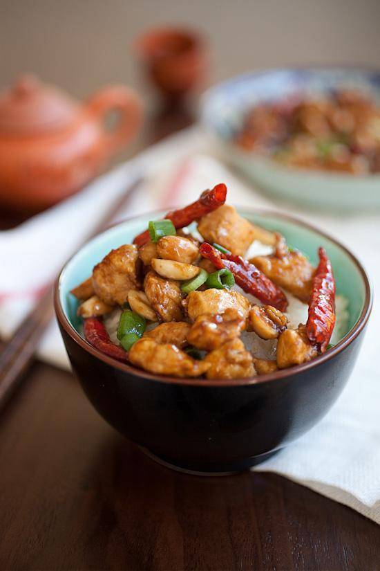 Cách làm món gà Kung Pao đậm vị ngon cơm mỗi ngày