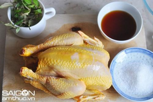 Cách làm món gà ta hấp nước mắm nhỉ đậm đà thơm lừng