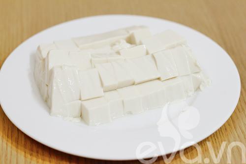 Cách làm món làm đậu phụ sốt chay thơm ngon, bổ dưỡng