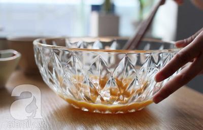 Cách làm món trứng hấp vân đẹp và ngon
