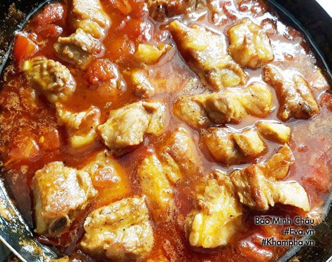 Cách làm sườn xào chua ngọt xốt me tuyệt ngon chồng con ăn cơm liền mấy bát