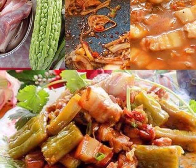 Cách làm thịt kho mướp đắng cho bữa trưa thêm ngon miệng