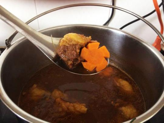 Cách nấu bò kho sánh mềm, ngon tuyệt cú mèo