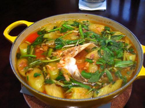 Cách nấu lẩu canh chua cho ngon