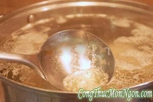 Cách nấu nước dùng món phở bò ngon tuyệt