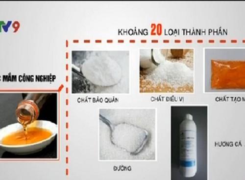 Cách phân biệt nước mắm an toàn cho bữa ăn gia đình của bạn