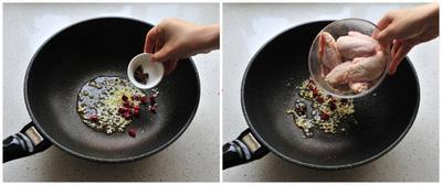 Cánh gà kho hạt dẻ siêu ngon cho bữa cơm mùa đông
