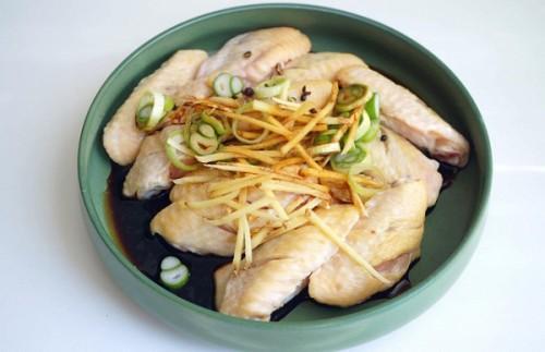 Cánh gà nướng bắp cải đơn giản mà cực ngon