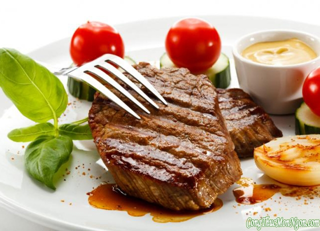 Chế độ ăn có hại cho bệnh nhân ung thư