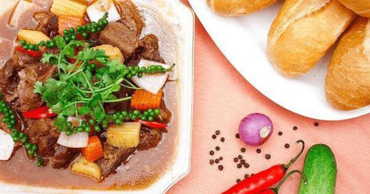 Chỉ cần thêm gia vị này vào như đầu bếp, món thịt bò sốt vang sẽ vô cùng thơm ngon
