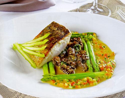 Công thức làm món xốt phi lê cá chẽm