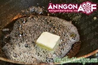 Công thức món tôm xốt bơ tỏi thơm ngon, hấp dẫn
