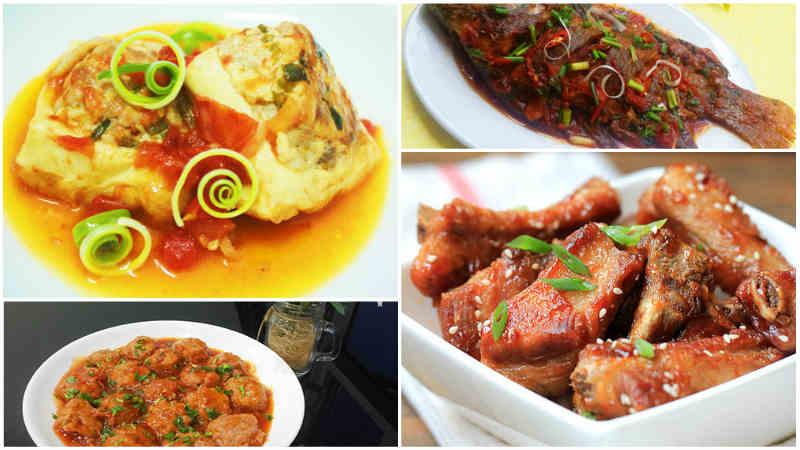 'Đánh bay' cơm với 4 món sốt cà chua nóng hổi