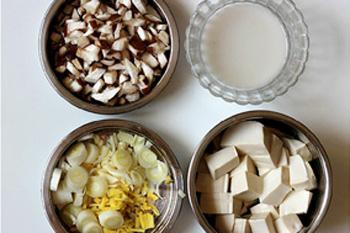 Đậu phụ sốt nấm hương, món chay ngon đậm đà