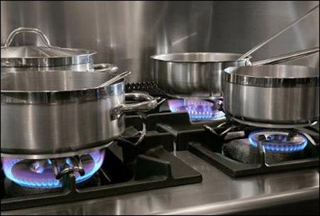 Để thức ăn không cháy, khét
