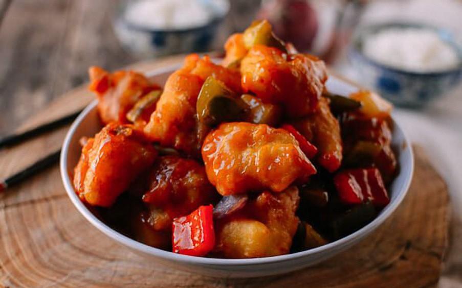 Đổi vị cho bữa cơm với cá sốt chua ngọt không thể ngon hơn