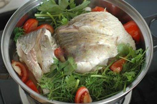 Đổi vị với món cá hấp bia thơm ngon ngày Tết
