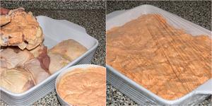 Đùi gà nướng xốt mayonnaise – cả nhà đều mê!