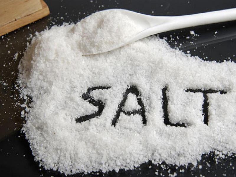 Giảm muối trong khẩu phần ăn