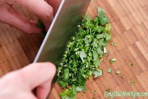 Hướng dẫn làm món củ cải nhồi tôm hấp dẫn, đẹp mắt
